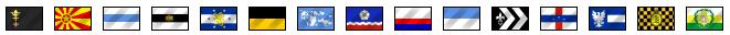 Miniaturki flag